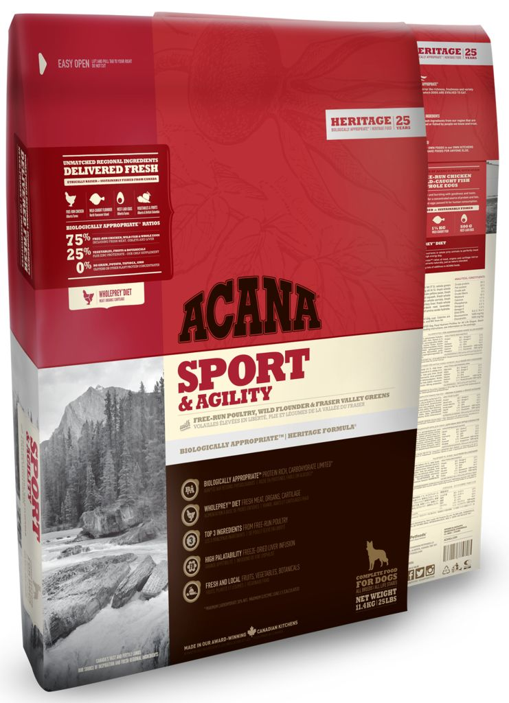 Acana Dog Food Available Online At Dog Solutions