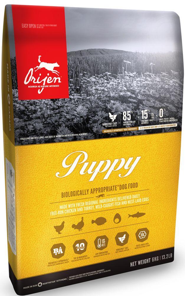 Orijen Dog Food Reviews >> Orijen Dog Foods are available online - Dog Solutions